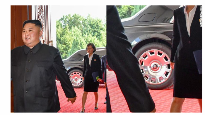 У Ким Чен Ына заметили санкционный Rolls-Royce Ким Чен Ын, Санкции, Rolls-Royce, Политика, Северная Корея