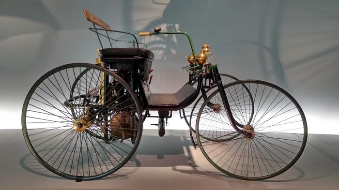 Музей Мерседес - Штутгарт Мерседес, Машина, Музей, Фотография, Длиннопост
