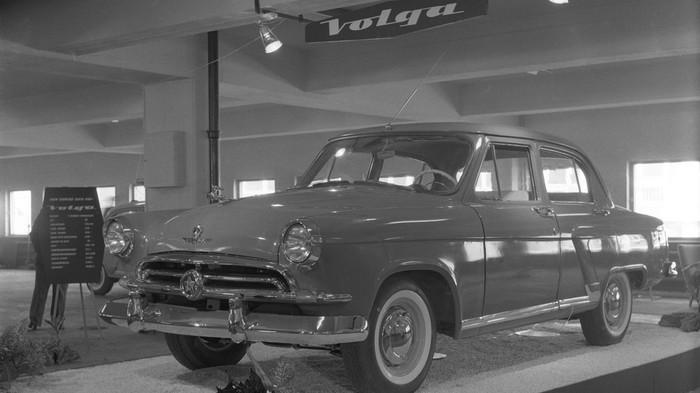Один интересный факт об автомобиле Газ-21. Газ21, СССР, Ретро, История, Машина, Волга, Авто