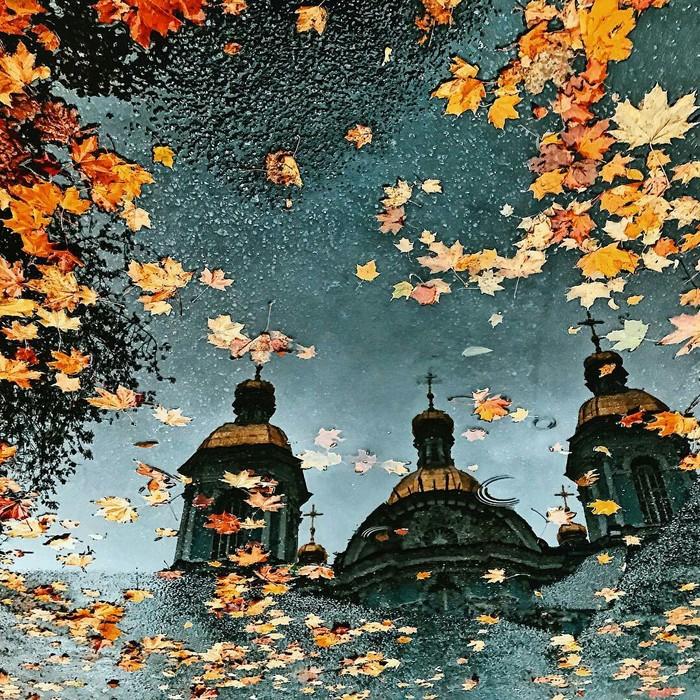 Осеннее настроение города Петра. Осень, Санкт-Петербург, Город Петра, Красота
