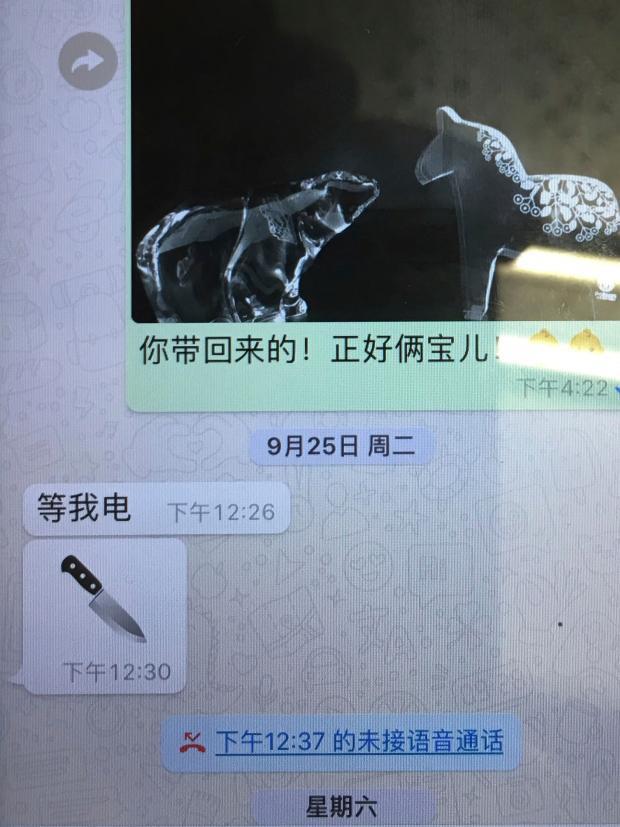 """Последнее сообщение """"потерявшегося"""" директора Интерпола Китай, Интерпол"""