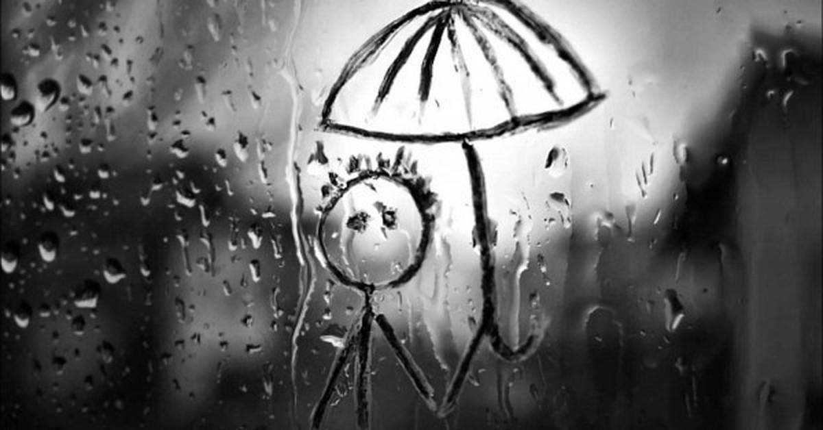 sad rainy pics - HD1200×798