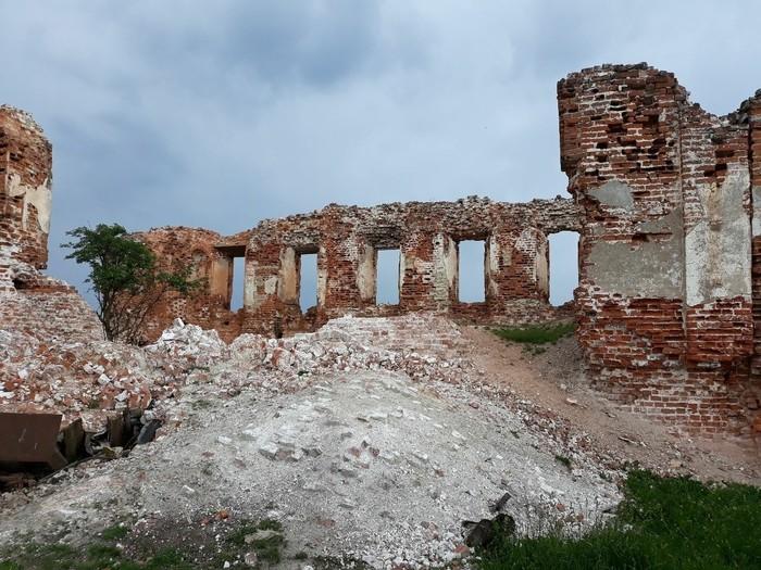 Тверская область Заброшенное, Здание, Длиннопост