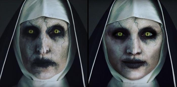 Если бы всякая нечисть из фильмов ужасов выглядели так, то мы их меньше боялись бы? Ужасы, Photoshop, Длиннопост