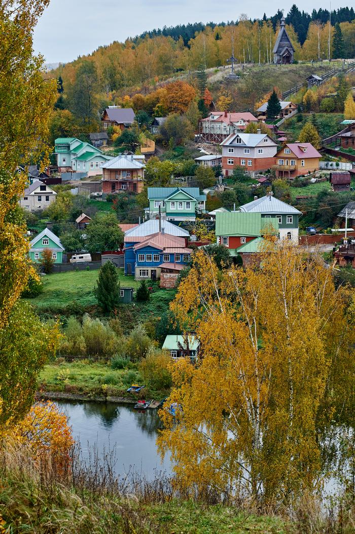 Осень в Ивановской области Фотография, Осень, Nikon, Ивановская область, Длиннопост