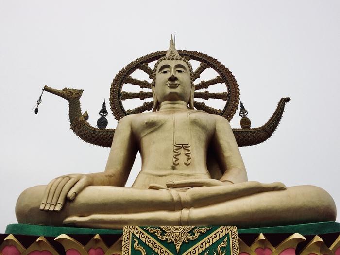 Будда на Самуи Таиланд, Будда, Путешествия, Остров, Самуи, Красота