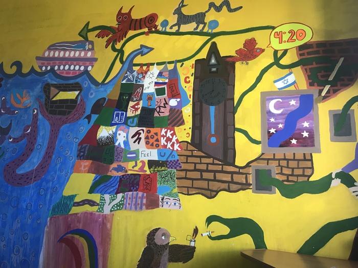 Есть стена, нужны художники! Художник, Художество, Начинающий художник, Лига художников, Стена, Поиск, Длиннопост