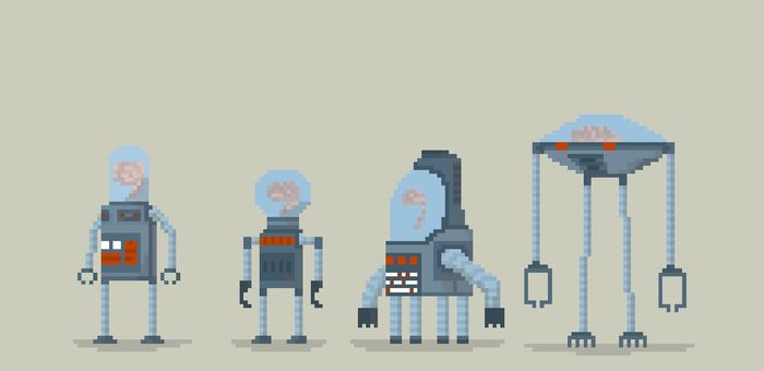 Just robots