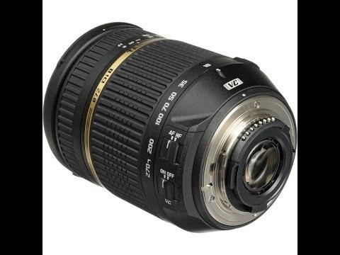 Ремонт объектива Tamron 17-50 Вопрос, Объектив, Nikon, Tamron