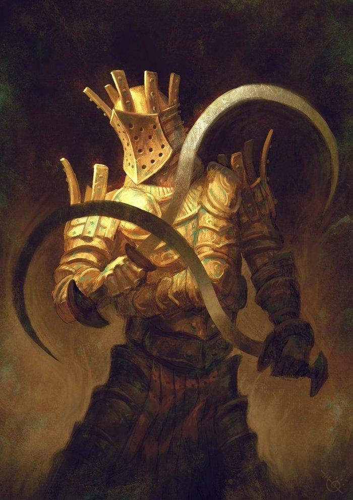 Dark souls Арт, Игры, Dark Souls, Smough, Knight Artorias, Sif, Havel, Dragon Slayer Ornstein, Длиннопост