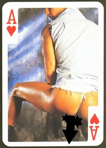 Ахтунг!!! Пост специально для женской половины Пикабу!! Для женщин, Мужики, Голые мужчины, Мужская красота, Карты, Старое фото, Игральные карты, Ретро фото, Длиннопост