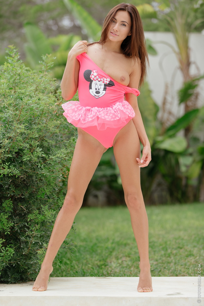 Michaela Isizzu - Disney Fan. Эротика, Девушки, Подборка, Длиннопост