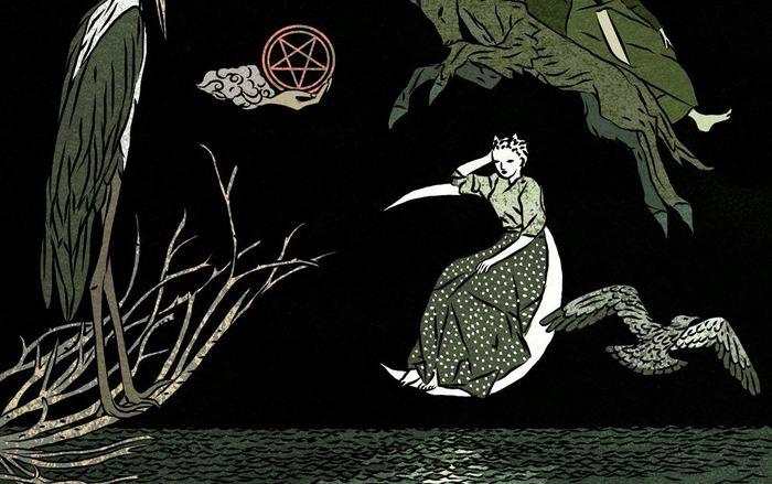 День 11. Ведьма и тысяча бед Авторский рассказ, Рассказ, Writober, Moscow witchcraft, Ведьмы, Книга теней, Магия, Волшебство, Длиннопост