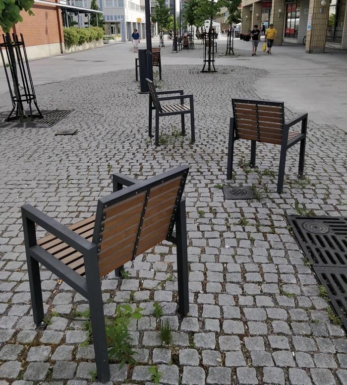 Личное пространство в Финляндии