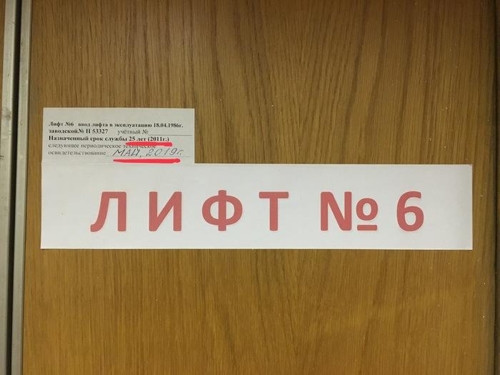 А что такого? Назад в СССР, Лифт, Длиннопост