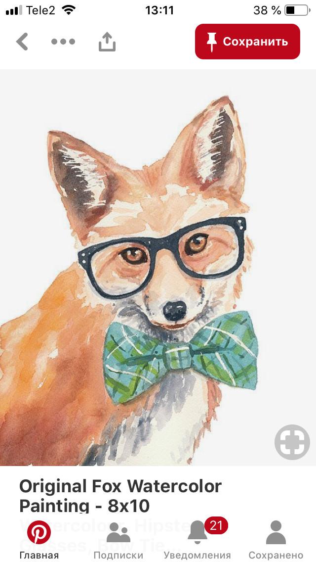 Брошь «Лис в очках» Вышивка, Брошь, Своими руками, Бисер, Рукоделие с процессом, Длиннопост