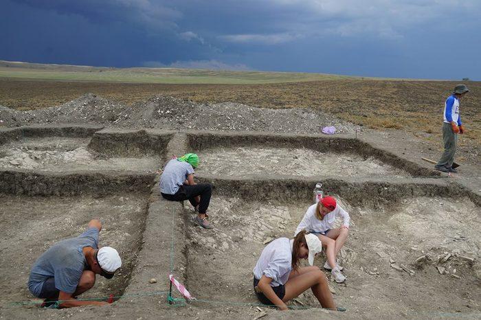 Археологическая экспедиция(часть 3) Экспедиция, Археология, Крым, Поход, Длиннопост