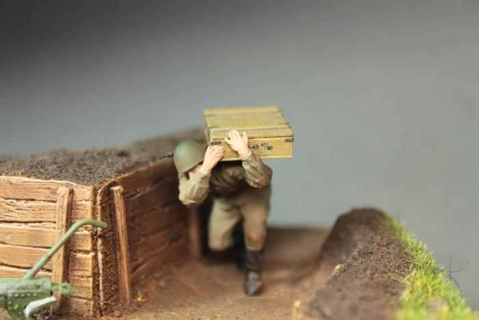 Оборона Моделизм, Стендовый моделизм, Великая Отечественная война, Длиннопост