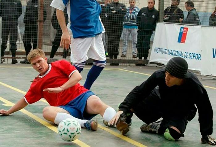 Как сесть в тюрьму и продолжить играть в футбол.Реальная история из Чили Длиннопост, Футбол, Чили, Преступление, Наркотики, Копипаста