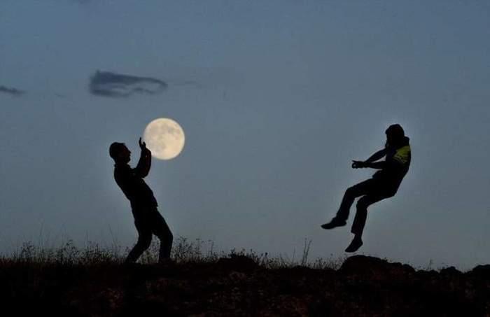 "Лунный волейбол"""