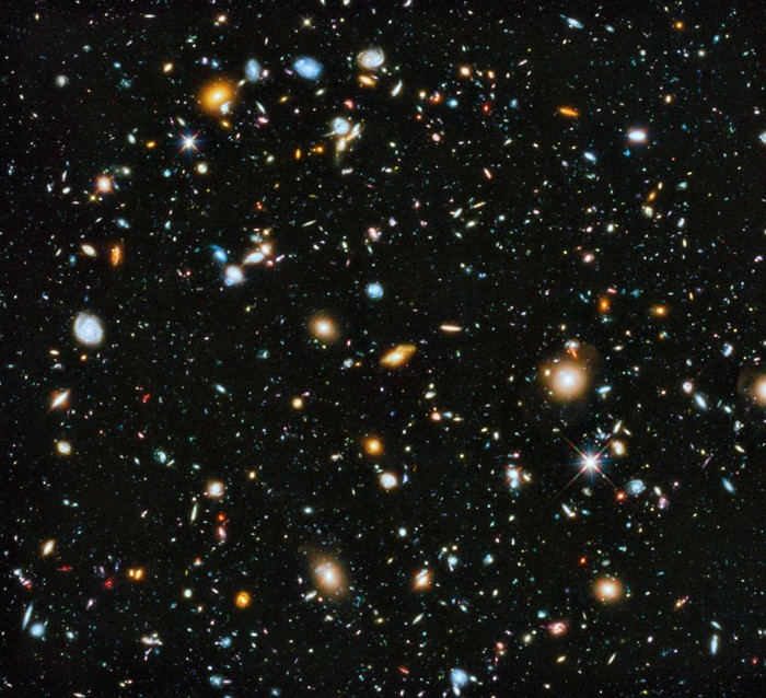 Очень Большой Телескоп обнаружил невидимое свечение Вселенной Очень, Большой, Телескоп, Обнаружение, Невидимое, Свечение, Вселенная, Длиннопост