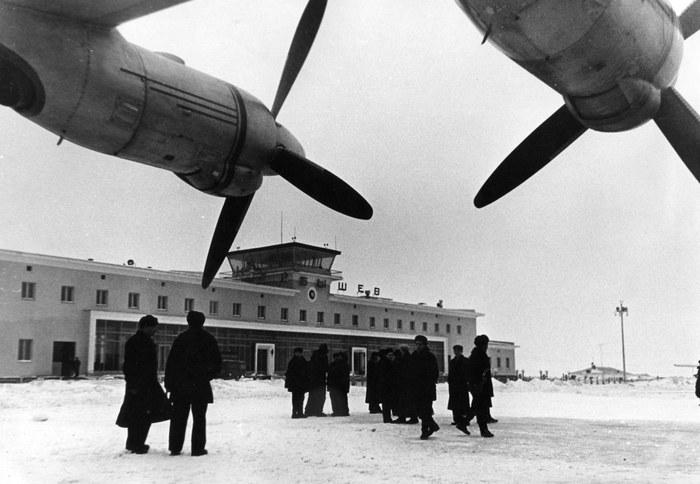 Опять про географию Самара, Куйбышев, Аэропорт, География, СССР