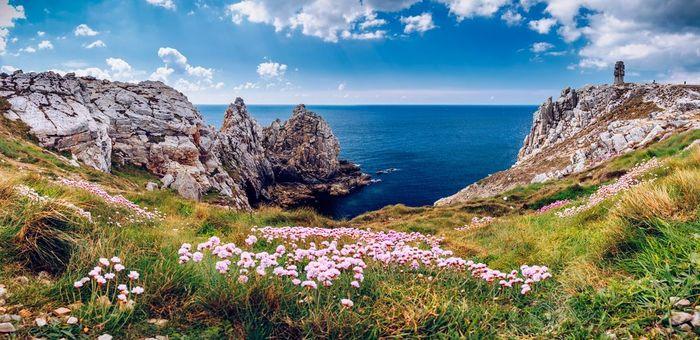 На краю земли. Finistere. Bretagne. France. Finistere, Bretagne, Бретань, Франция, Природа, Красивое рядом, Ла-Манш, Длиннопост