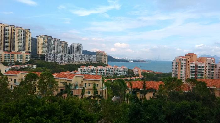 Фотографии из путешествий: Hong Kong Гонконг, Китай, Путешествия, Вид из окна