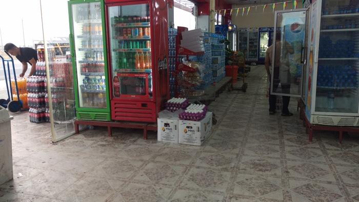 Придорожный магазин в пригороде Эрбиля Курдистан, Рынок, Путешествия, Ближний восток, Длиннопост