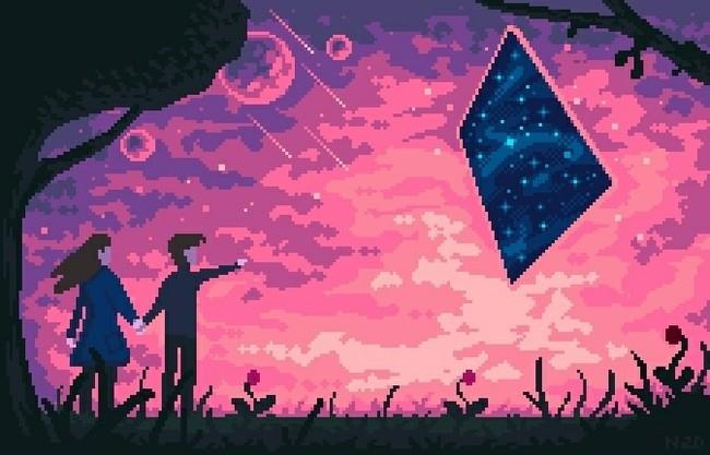 Пиксель арт