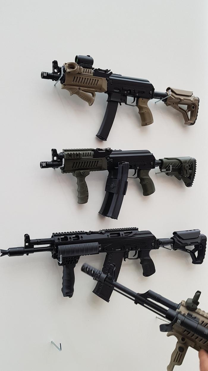 Немного фоток с выставки arms & hunting проходящей в гостином дворе в Москве Оружие, Выставка, Охота, Москва, Гостиный двор, Длиннопост