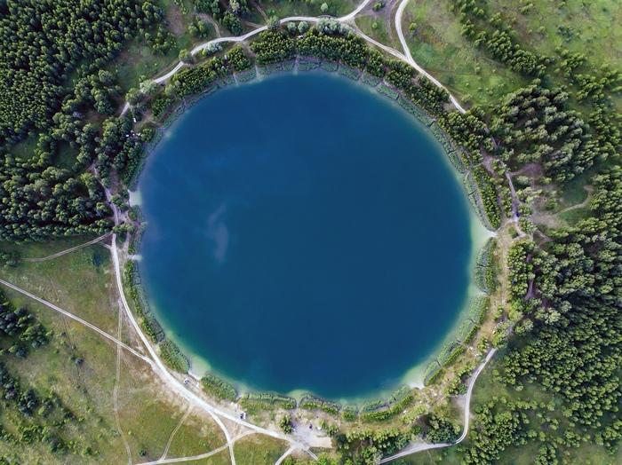 Рязанская область, Святое озеро