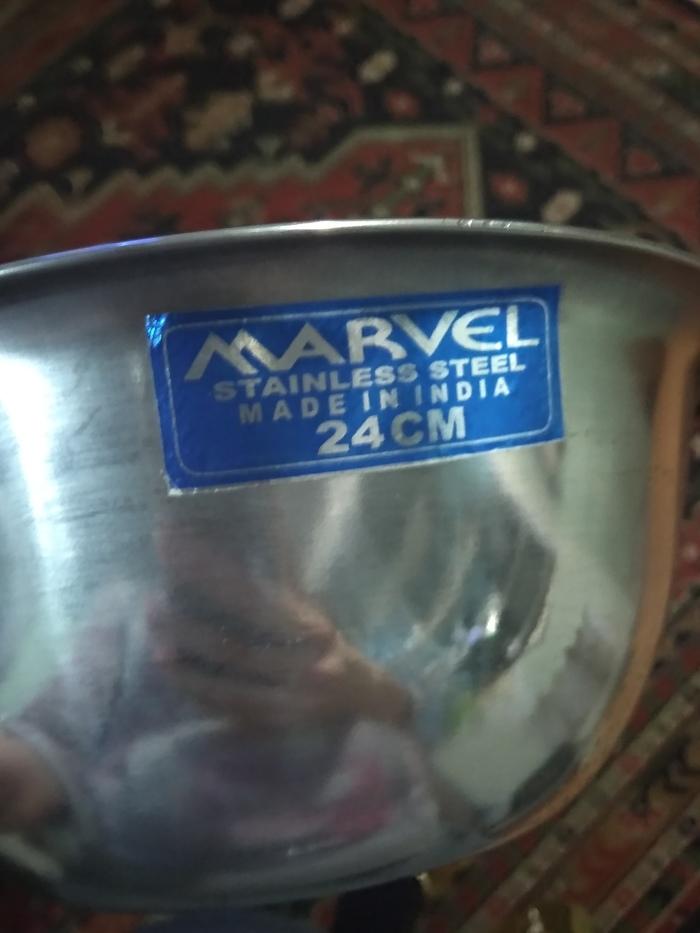 Марвел Marvel, Посуда, Длиннопост