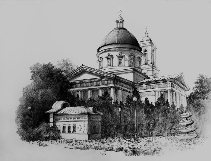 Петропавловский собор. Гомель