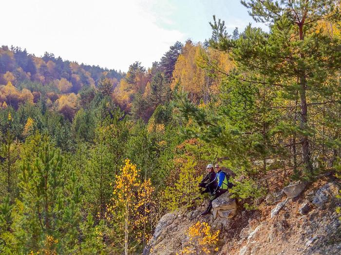 «Горы» в Московской области Велосипед, Фотография, Осень, Природа, Велопрогулка, Московская область, Озёры, Длиннопост