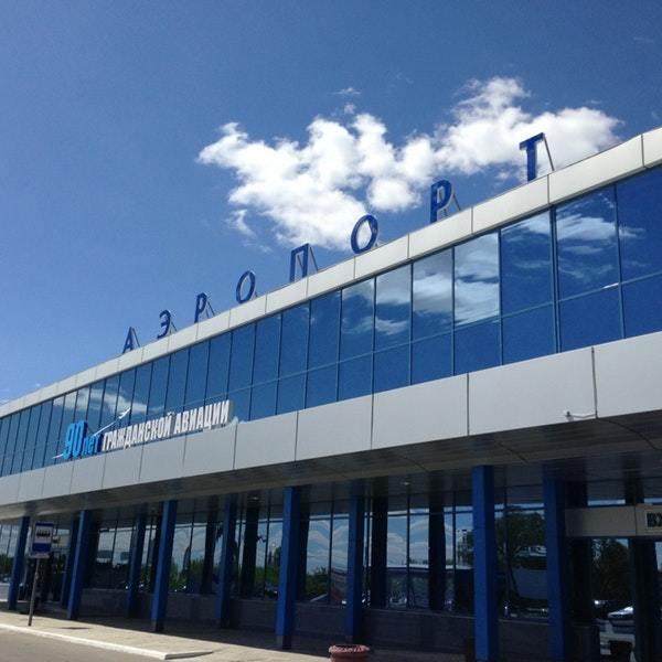 Омскому аэропорту могут дать имя Егора Летова Егор Летов, Омск, Аэропорт