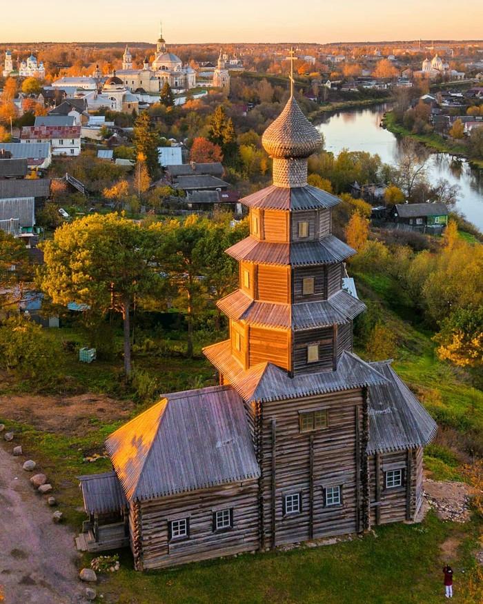 Город Торжок, Тверская область.