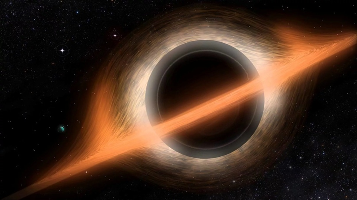 black holes in space - 1280×720