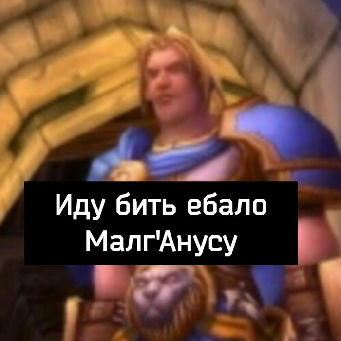 Что-то пошло не по плану ЧПИД, Игры, Компьютерные игры, Warcraft, World of Warcraft, Длиннопост, Мат
