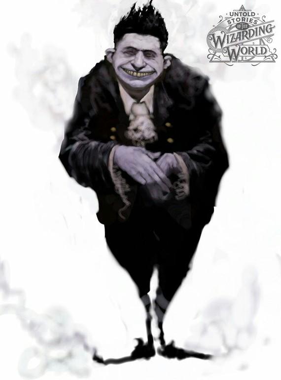 Концепт-арт «Гарри Поттера»: Люди и драконы, которые не попали в фильм Гарри Поттер, Фильмы, Концепт-Арт, Интересное, Длиннопост