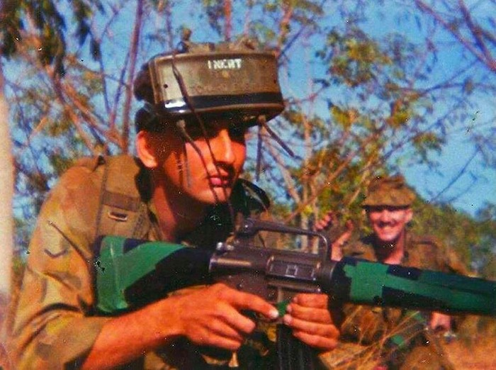 Динамическая защита головы Юмор, Австралия, Клеймор, Мина, Защита