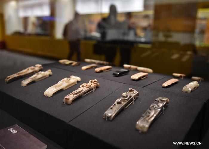 Гробница императора Лю Хэ Археология, Гробницы, Древний Китай, Длиннопост