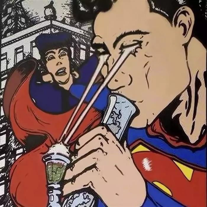 Китайский пофигизм в одном фото. Китай, Внимательность, Трудности перевода, Супермен, Картинка с текстом