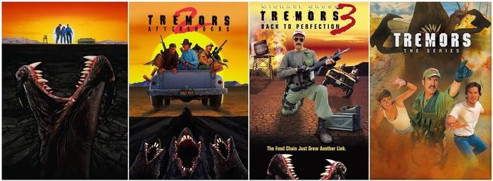 Ох, уже эти кинофраншизы... (Часть 1) Фильмы, 80-е, 90-е, Ностальгия, Подборка, Ужасы, Приключения, Постер, Длиннопост