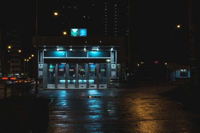 Ночная съемка. Ночная съемка, Фотография