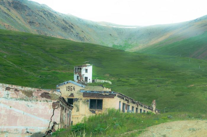 Акташский киноварный рудник Акташ, Горный Алтай, Sony a58, Начинающий фотограф, Туризм, Длиннопост