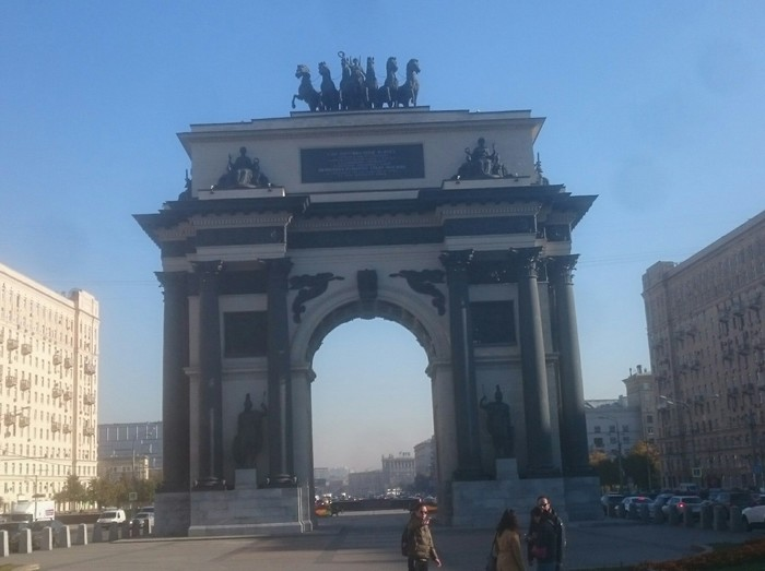 Наполеон приходил. Наполеон, Москва, Вандализм, Длиннопост