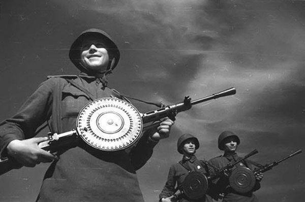 Какие прозвища давали солдаты вермахта советскому оружию Великая Отечественная война, Чтобы помнили, Русское оружие, Длиннопост