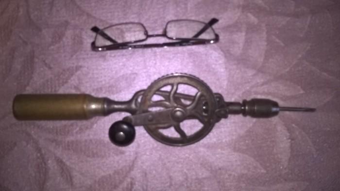 Одна моя дрель Антикварный инструмент, Инструменты, Возможно антиквариат, Антиквариат, Длиннопост