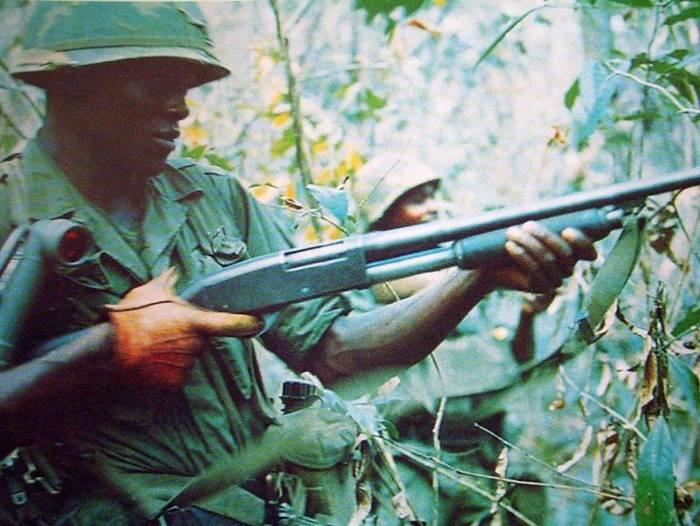 АА-12: ружьё, которое создавали сорок лет Оружие, Война, Патроны, Армия, Фотография, Текст, Длиннопост